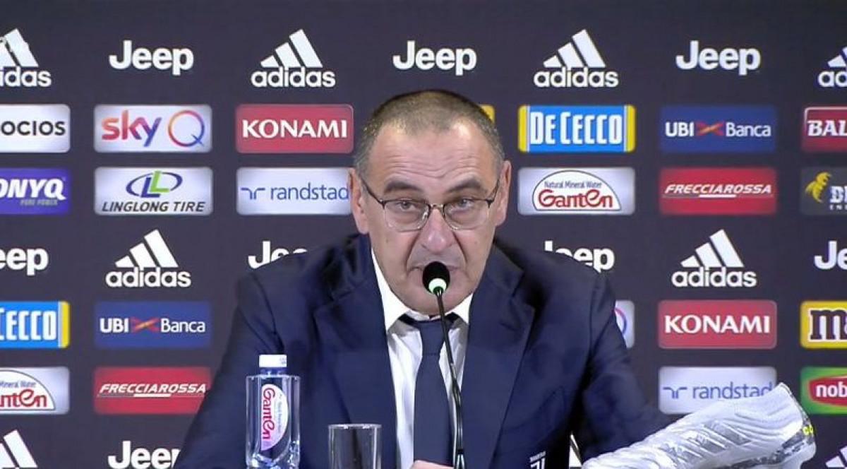 Sarri nakon kiksa Juventusa: Igrali smo bez mozga i duše, sa igračima sam pričao 30 sekundi...