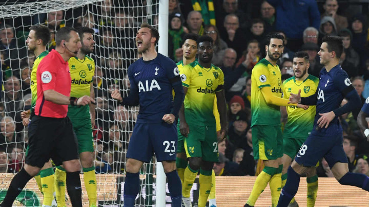 Vrančićev prvijenac pomogao Norwichu da zaustavi Joseov Tottenham