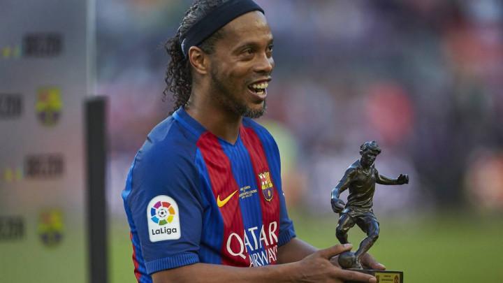 """""""Ronaldinho je odmah poslije utakmice hvatao avion"""""""