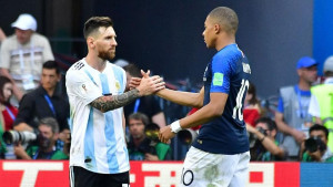 Bivši reprezentativac Francuske: Samo su Messi i Ronaldo bolji od Kyliana Mbappea