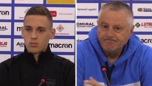 """Muftić priznao da mu nije cilj da u Želji ne bude rezerva, a onda Ivković """"uzeo mikrofon"""""""