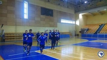 Futsal reprezentativci BiH počeli pripreme za kvalifikacije