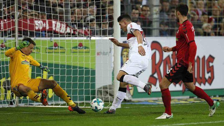 Gomez donio pobjedu Stuttgartu