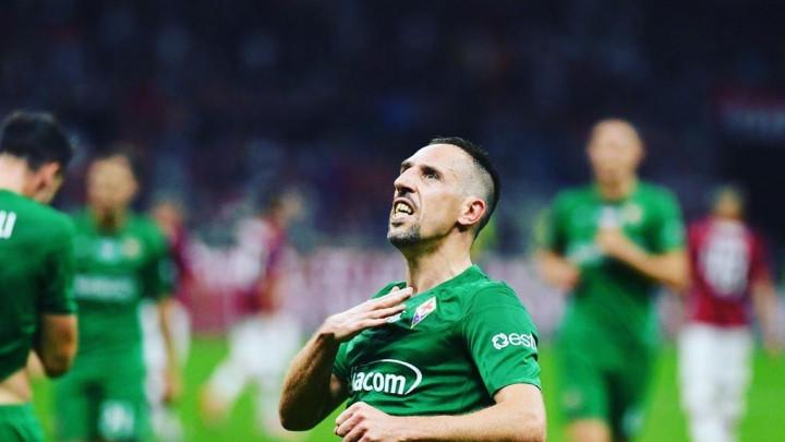 Ribery nakon sjajne partije: Jesam star, ali...