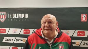 Petrović: Olimpik živi, nadam se da će još dugo živjeti
