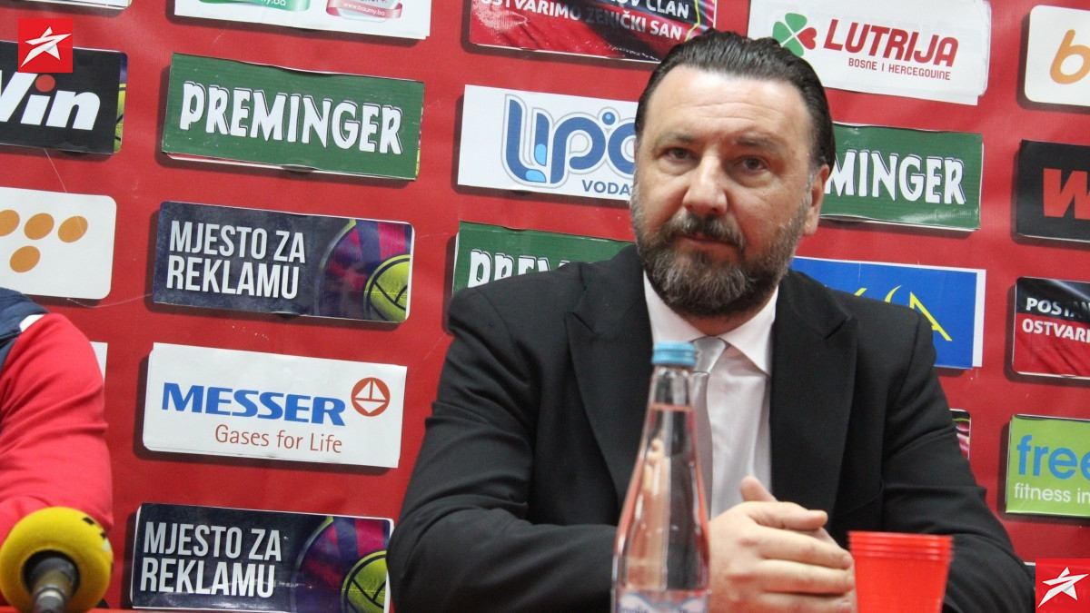 Olgun povukao prvi potez: Čelik dobio sportskog direktora