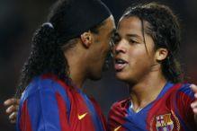 Bivši napadač Barcelone ima pornić s Ronaldovom bivšom?