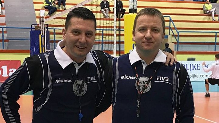 Jasmin Husejnović delegiran za finale CEV kupa