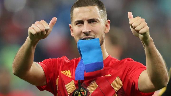 Dogovoren transfer Edena Hazarda?