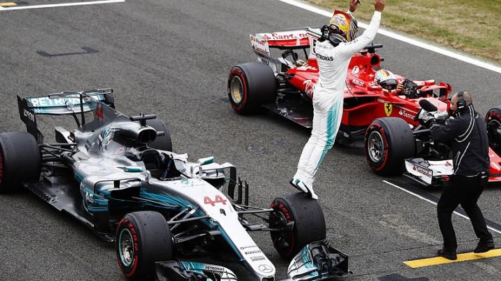Potvrđena satnica utrka F1 sa samo jednom promjenom