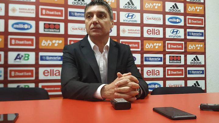 Marinović: Njemačka je kvalitetan rival, mi sada idemo probati dobiti Vels