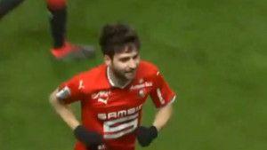 Prcić pogodio u pobjedi Rennesa, Miličević izborio penal za Metz