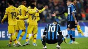 Koliko će novca izgubiti Inter zbog poraza od Barcelone?