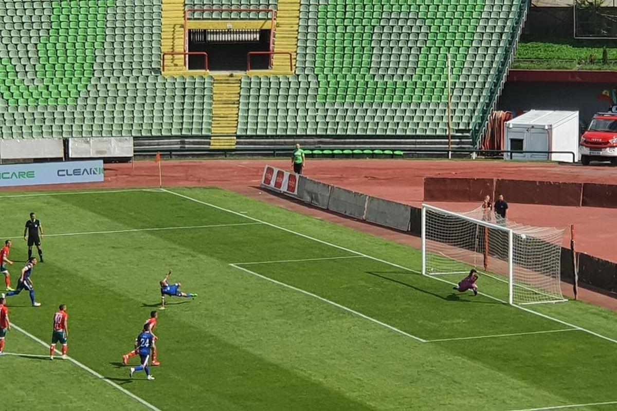 Penal na Koševu pretvoren u gol!