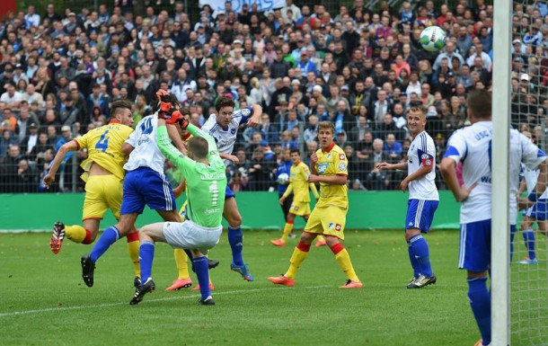Hoffenheim ponizio Palomu, gol Bičakčića, pet Schipplocka