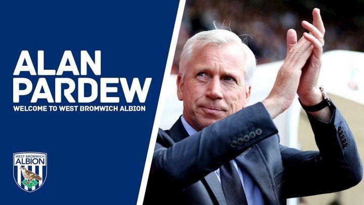 Pardew i zvanično novi trener WBA