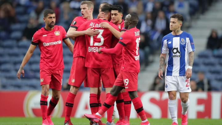 Bayer protutnjao Dragaom, Wolfsburg siguran u Švedskoj