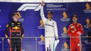 Hamilton nakon pobjede: Imao sam utisak da mi je ovo najduža trka u životu