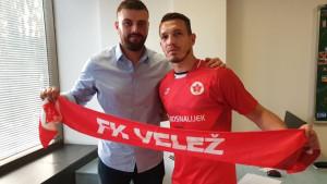 Dino Hasanović potpisao za FK Velež