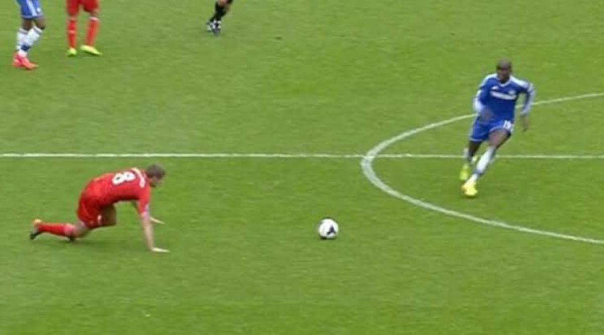 """Demba Ba o čuvenom klizanju Gerrarda i golu: """"Nismo uživali u uništavanju njihovih snova"""""""