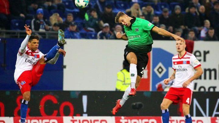 Kostić spasio HSV protiv Hannovera, asistencija Salihovića