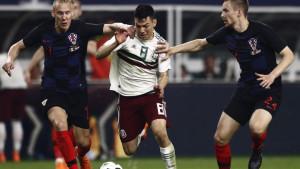 Pobjeda Hrvatske protiv Meksika uz tri povrede