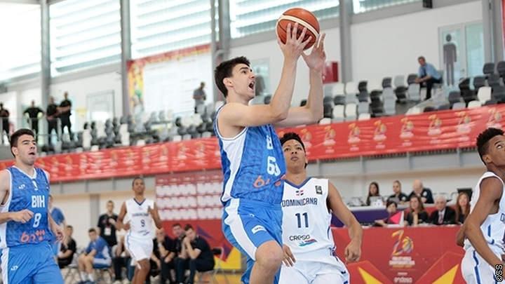 Aljoša Janković se priključio bh. juniorima