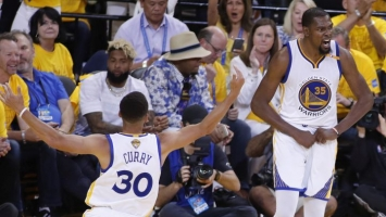Kerr: Durant i Curry kao nekada Wade i James