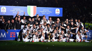Juventus protiv 15 italijanskih klubova