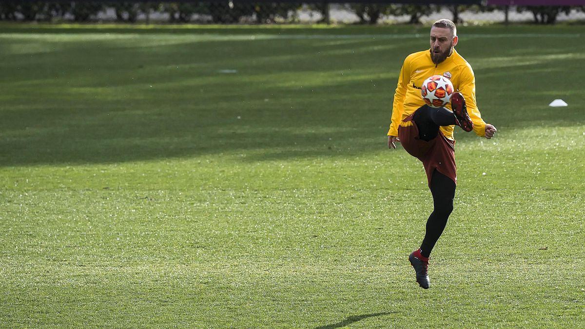 De Rossi pred Ligu prvaka: Bio bih najsretniji na svijetu kad bi Kolarov riješio problem