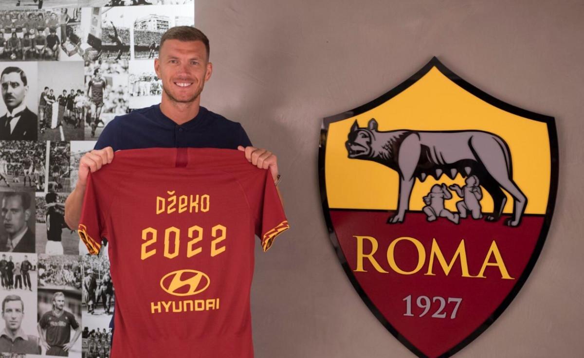 """""""To što je potpisao novi ugovor ne znači da će ostati u Romi"""""""