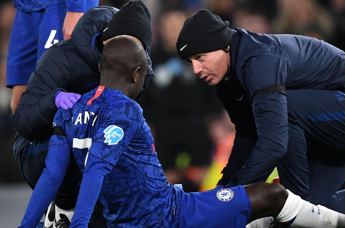 Kante propušta gotovo sve bitne utakmice Chelseaja do kraja sezone