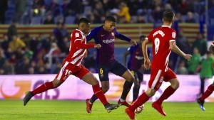 Girona pobijedila Barcelonu i osvojila trofej