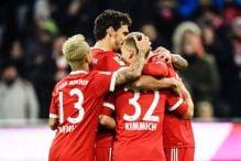 Lewandowski opet stari, Bayern gazi