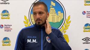 Maksimović nakon teškog poraza Borca u Belfastu: Ovo je bilo sramno!