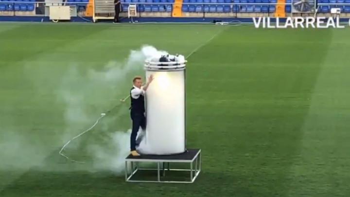 Ćiribu-ćiriba, magija: Villarreal uz pomoć mađioničara predstavio Cazorlu