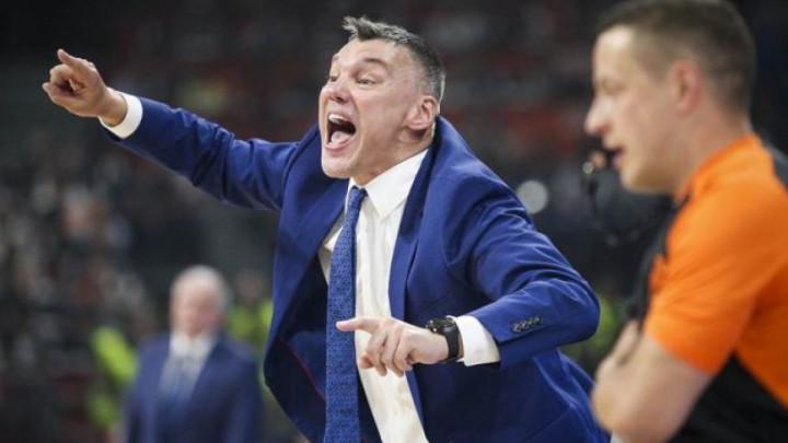 Jasikevičius: Bilo je poziva iz NBA lige, ali...
