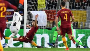 Roma se napromašivala protiv Reala pa platila cijenu u drugom poluvremenu