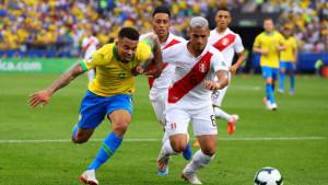 Zaslužena pobjeda Brazila u finalu protiv Perua i veliko slavlje nakon posljednjeg zvižduka