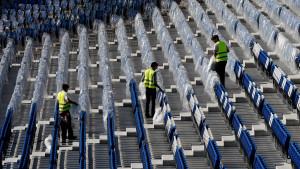 """""""Jednostavno"""" i efektno: Uklonjena atletska staza, kultni stadion potpuno transformisan"""