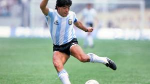 Reklama u kojoj je Maradona napravio klasično fudbalsko svetogrđe