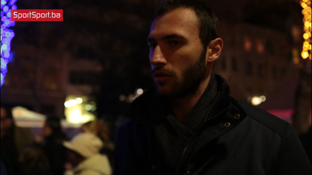 Čamdžić: Velika je čast nositi dres Bosne