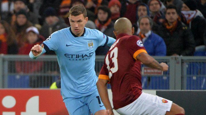 Edin Džeko dogovorio transfer u Romu