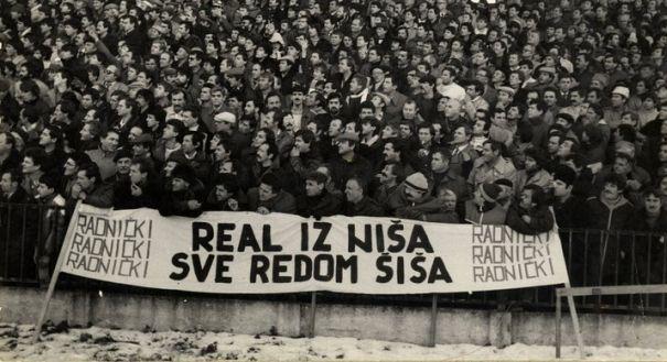 Kad je Radnički iz Niša igrao polufinale Kupa UEFA