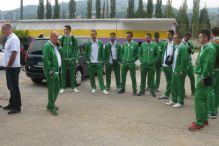 Rukometaši visočke Bosne na pripremama na Jahorini