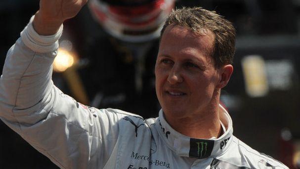 Schumacheru pole positon, zbog kazne starta peti