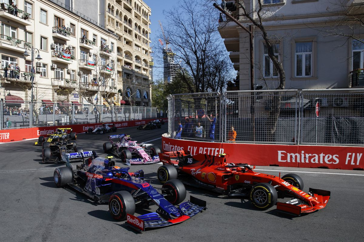 Odgođena i utrka za Veliku nagradu Azerbejdžana