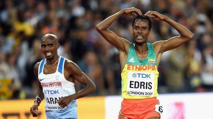 Čudo se desilo: Farah izgubio, Muktar Edris najbrži