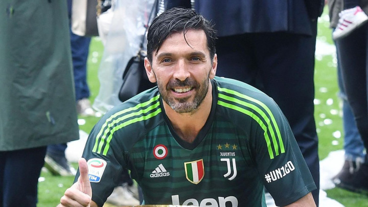 UEFA suspendovala Buffona
