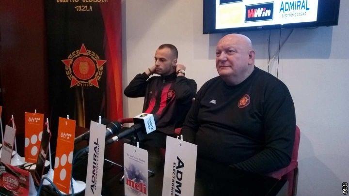 Petrović: Vitez jednostavno moramo dobiti
